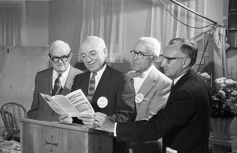 Campaign Kickoff luncheon - 1957