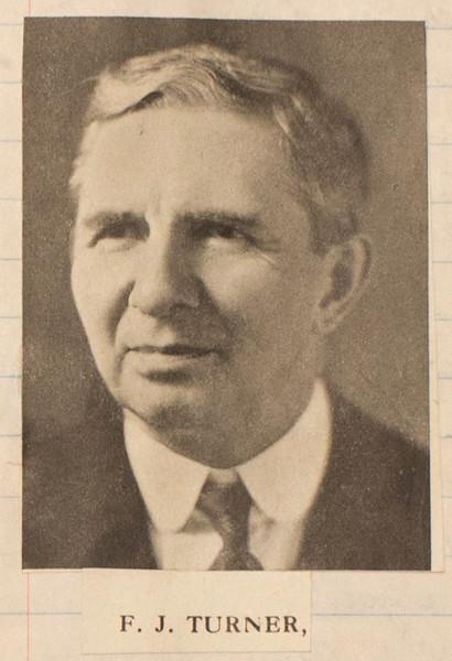 1940 Fred Turner